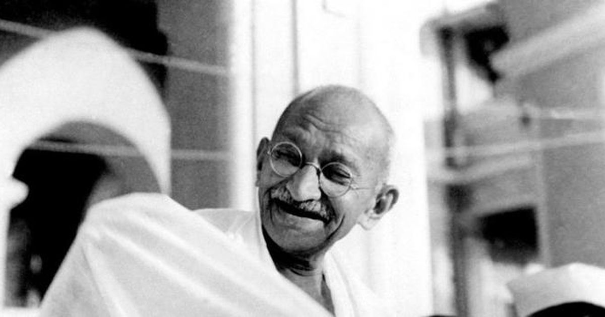 Gandhi, who helped defeat the mighty British empire, struggled to win the battle with his own people