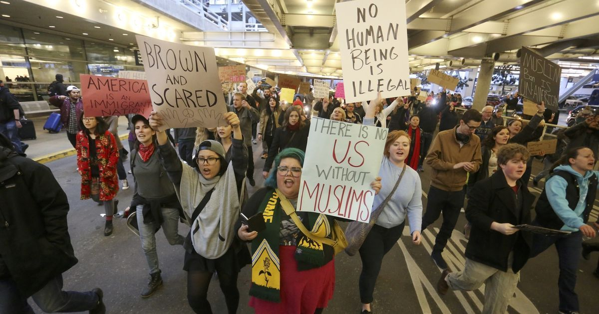 Trump's travel ban is an inflection point from a liberal democracy to illiberal majoritarianism