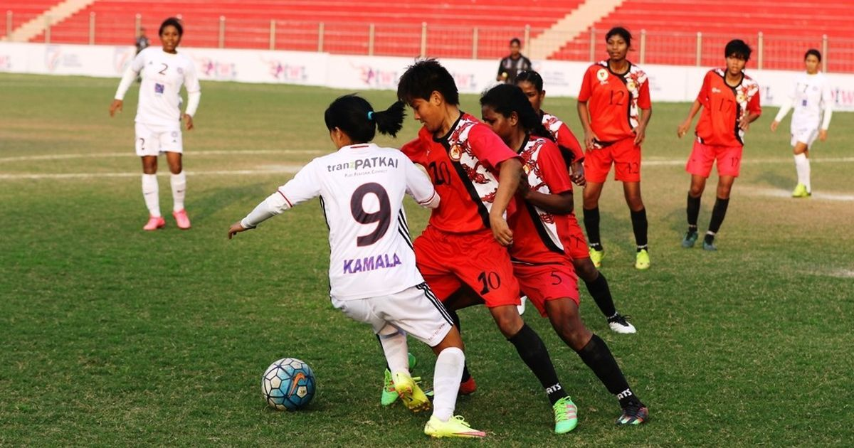 Football: Rising Student's Club beat Eastern Sporting Union 2-1 in the Indian Women's League