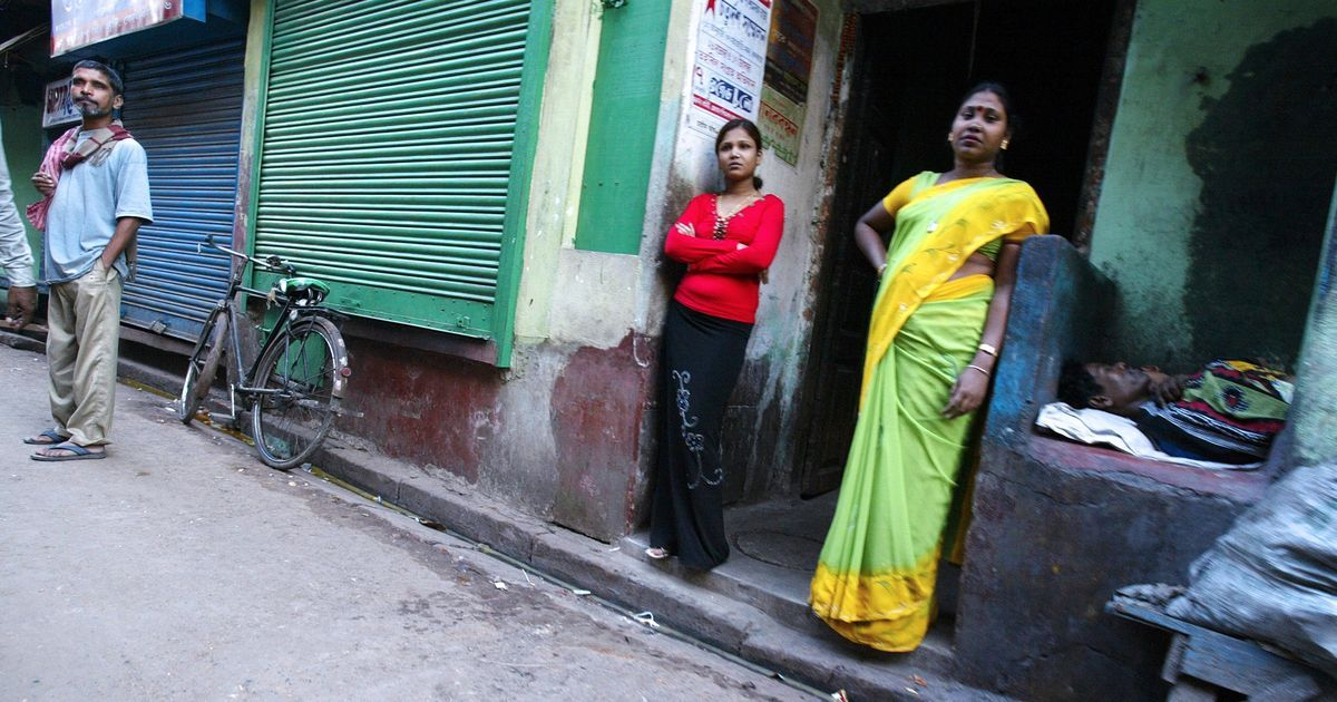 Brothel patrols are keeping minors and trafficked women away from Kolkata's red light district
