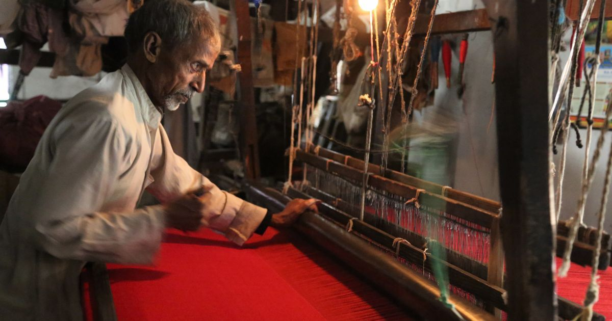Photos: Weavers' colonies in Delhi are dying at the hands of apathy and modernity