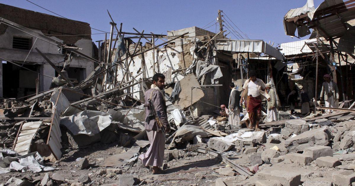 Yemen has lost decade's worth of public health gains because of civil war, economic crisis: Unicef