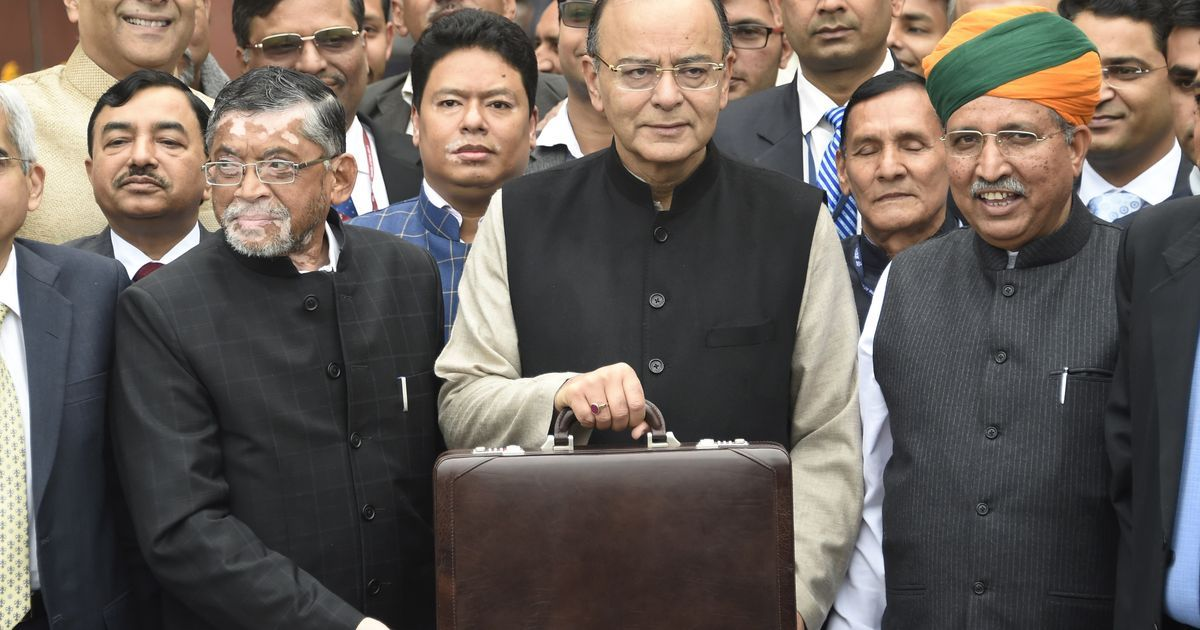 Budget: Arun Jaitley proposes cutting tax for Rs 2.5 lakh-Rs 5 lakh income slab from 10% to 5%