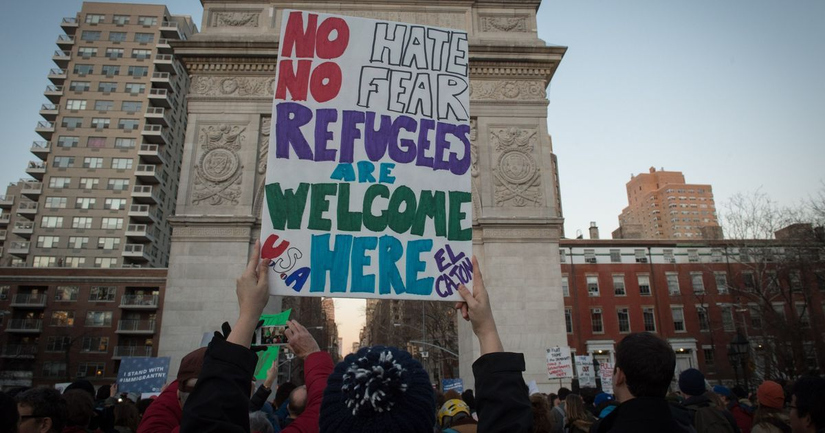 Trump's travel ban is wreaking havoc on families, especially those with valid visas