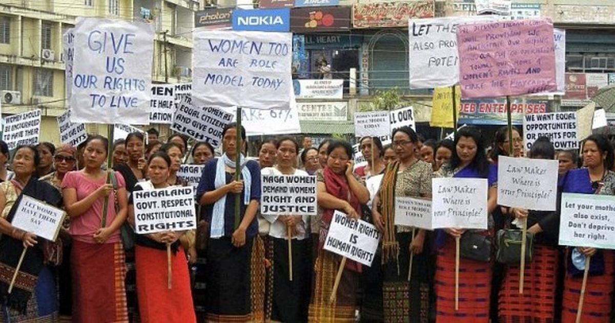 Nagaland: 2 killed in police firing during protests against civic polls