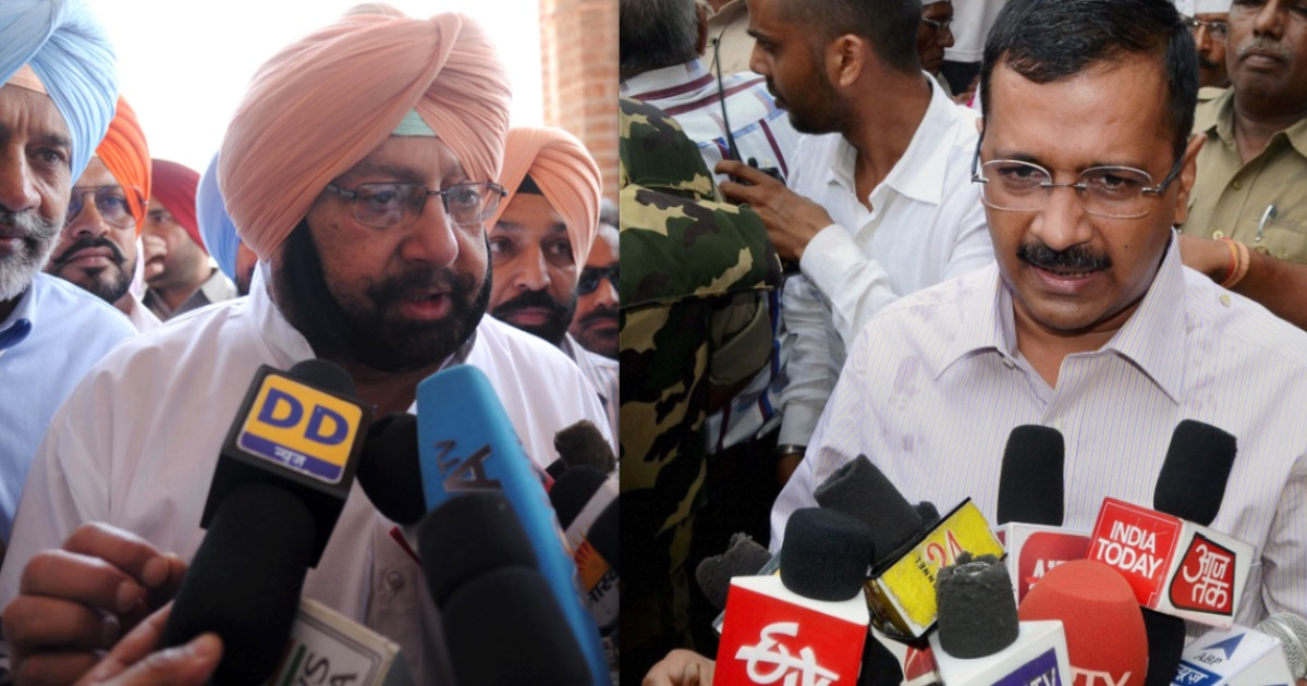 In Punjab, as the Akali edifice seems set to crumble, the main battle is between Congress and AAP