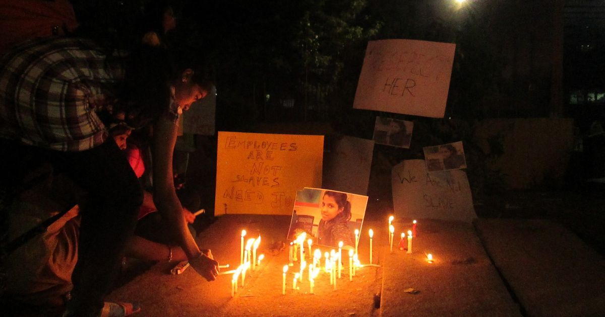 'We are not safe even in office': Pune techie's murder raises concerns on security, workplace sexism