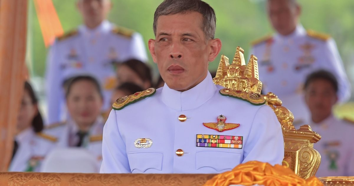 Thailand's new king is moving the country away from being a constitutional monarchy