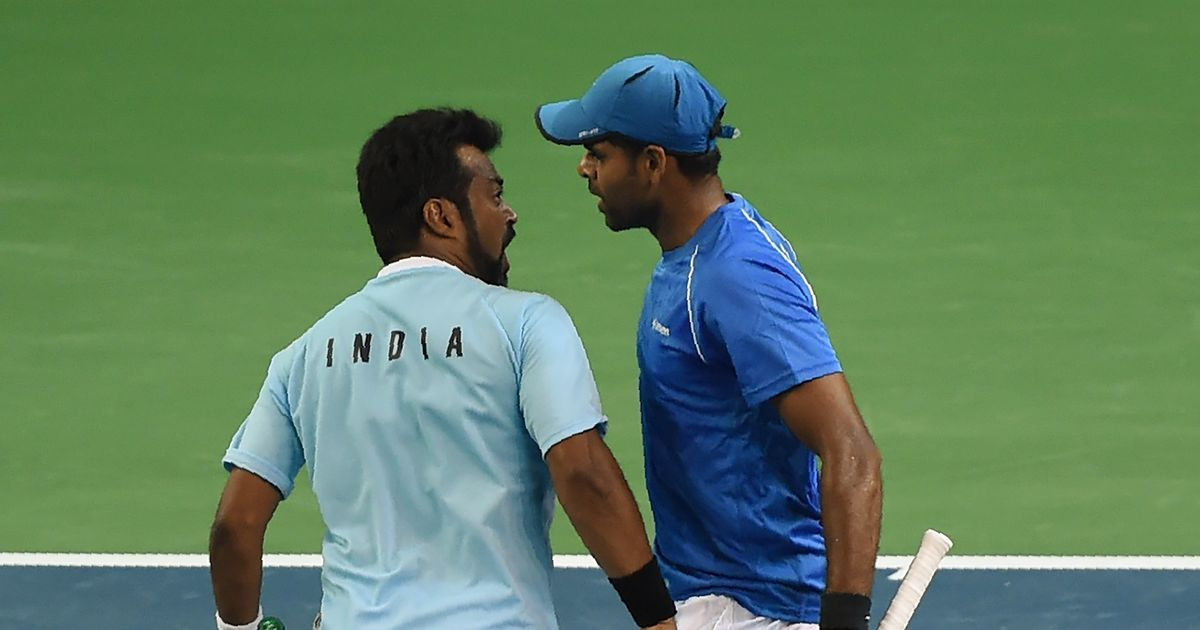 Tennis: Leander Paes denied doubles record as New Zealand stay alive in Davis Cup tie against India