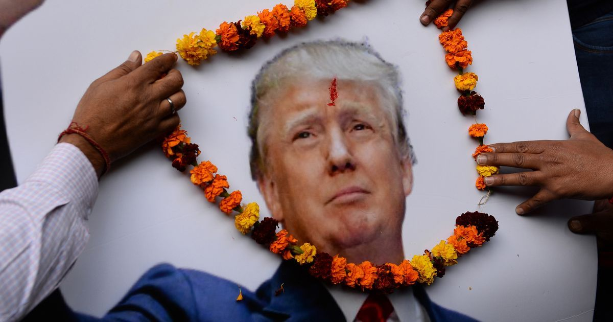 Inspired by US immigration ban, Trump Sena seeks protection for Hindus in western Uttar Pradesh