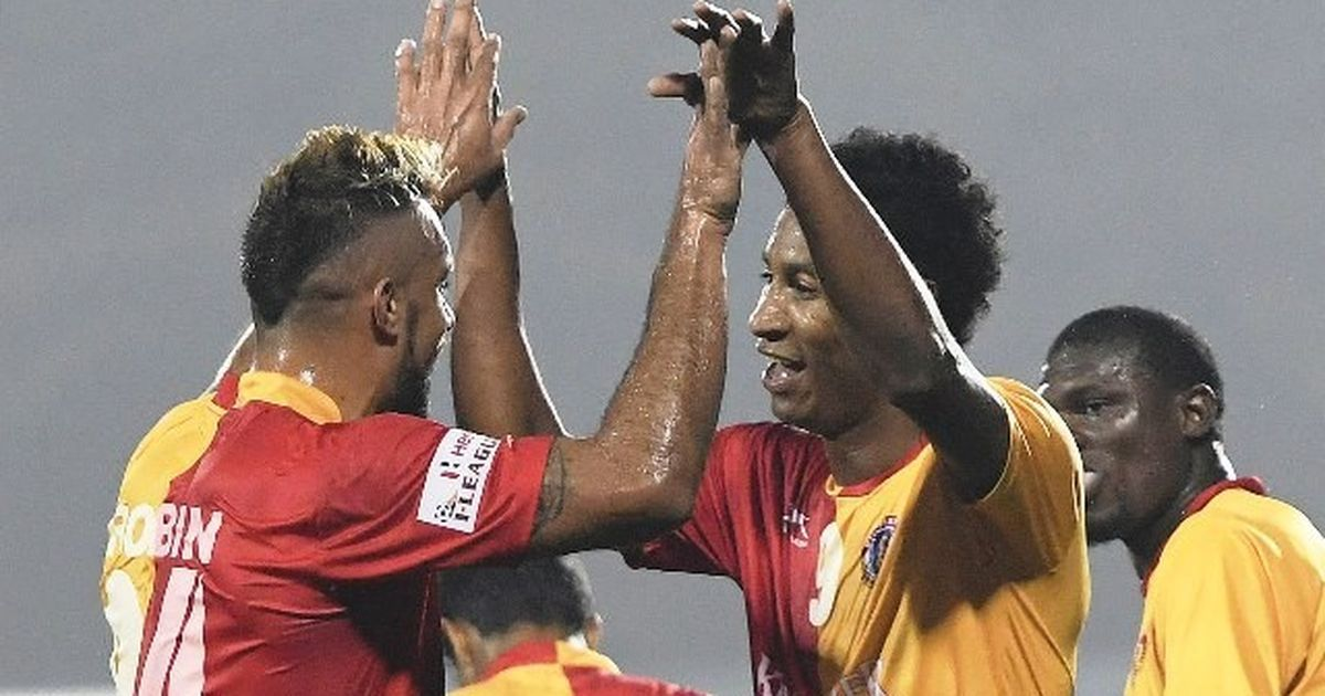 I-League: East Bengal take three-point lead into Kolkata derby with 3-0 win over Chennai City