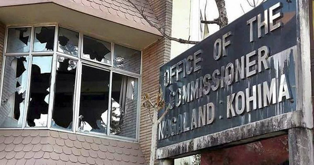 Nagaland seeks ordinance from Centre to avoid women's quota in civic body elections