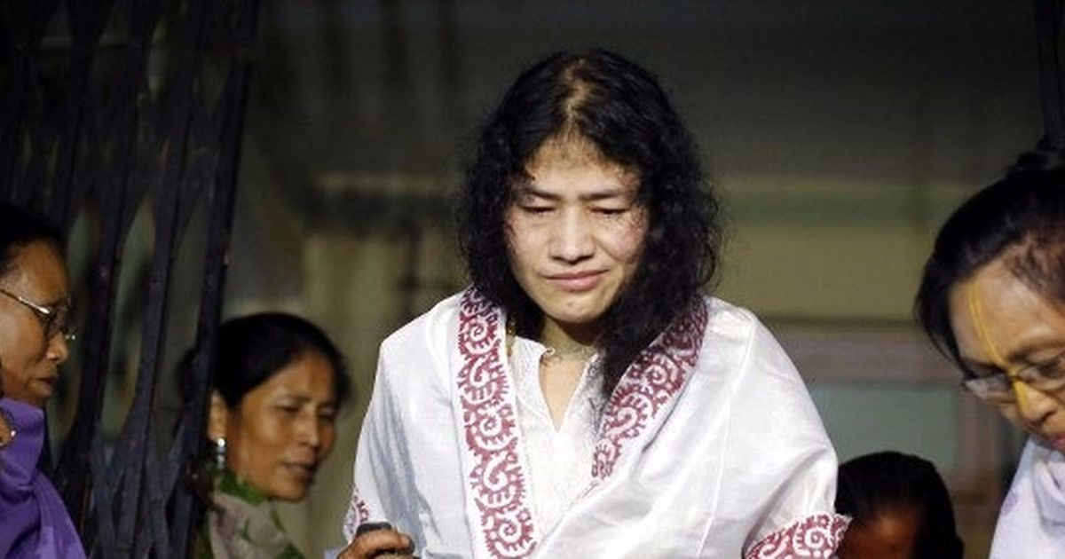 Manipur polls: Irom Sharmila to contest against chief minister