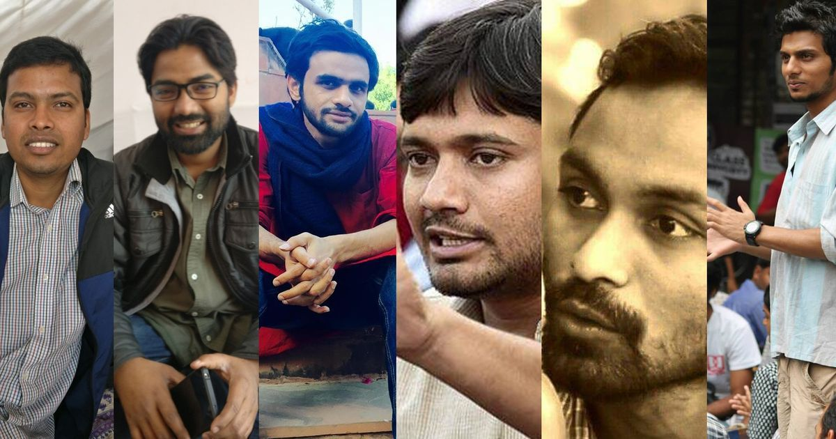 One year on, the six JNU students at the heart of the unrest say their struggles continue