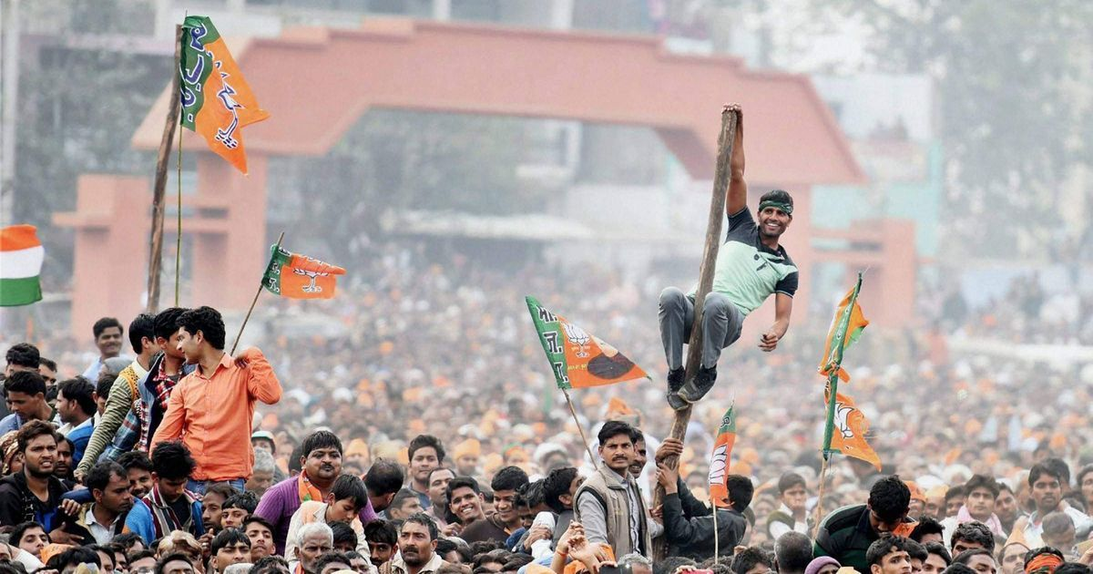 Unlike Bihar, the RSS's views on reservations did not make much of a difference in UP