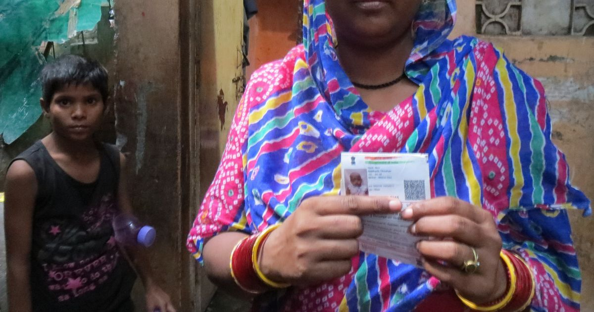 Centre makes Aadhaar card mandatory for public distribution system schemes