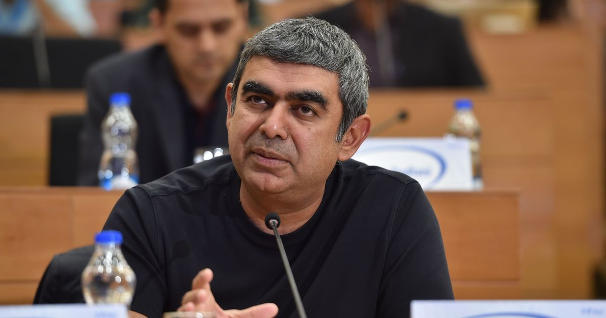 Media speculation about Infosys affairs 'designed to stir up gossip', CEO Vishal Sikka says