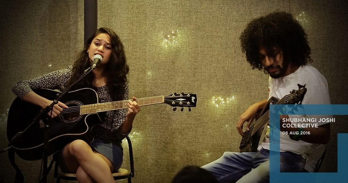 A music platform with no-food, no-booze policy is drawing Indian independent musicians to Kerala