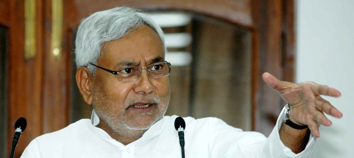 Nitish offers Rahul advice on handling Modi: 'It is not necessary to react to everything BJP says'