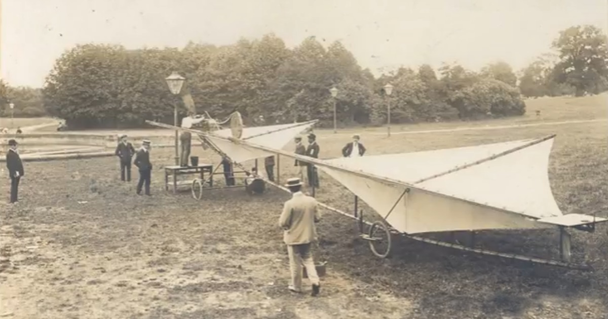 The story of the first men (and woman) to fly in India