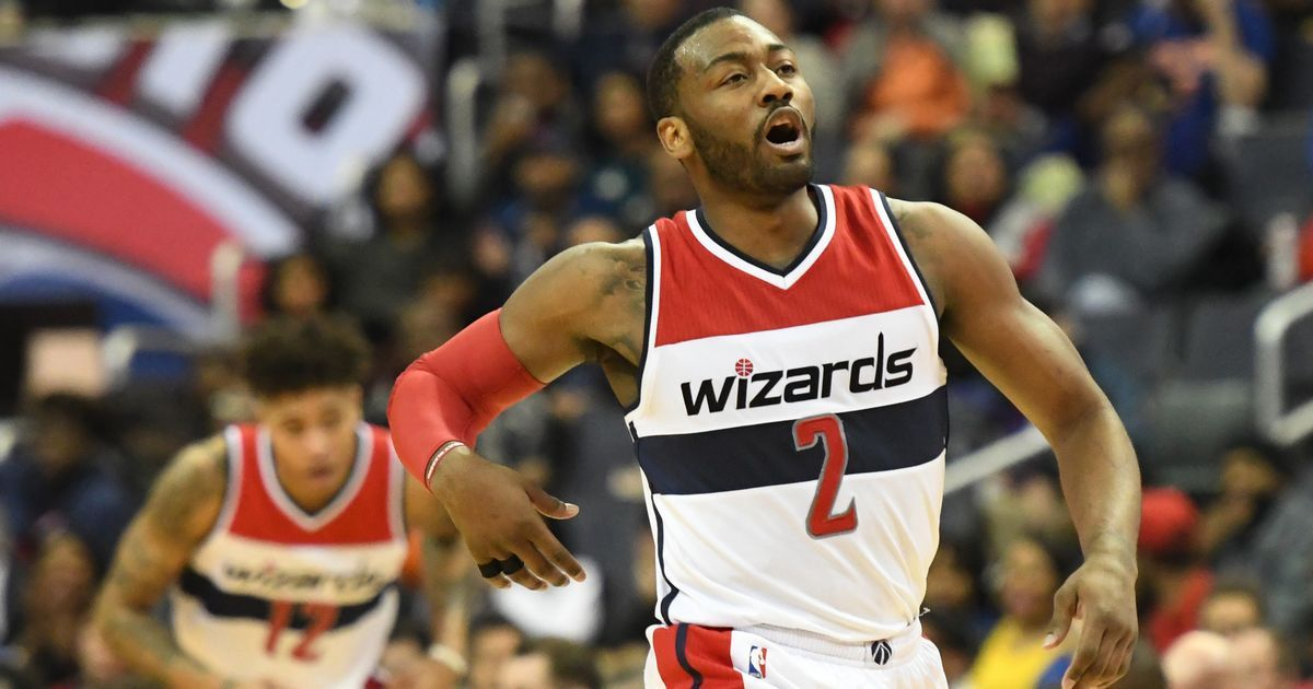 John Wall is Washington Wizards' only star and he's looking to disrupt NBA's pecking order