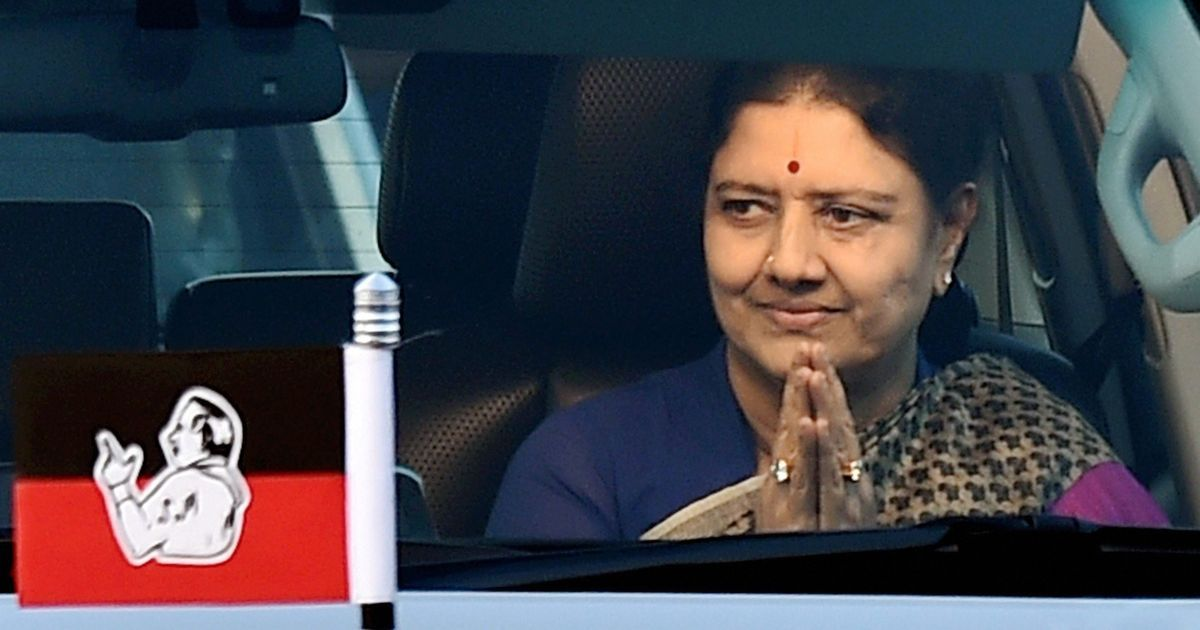Supreme Court convicts VK Sasikala in illegal assets case, directs her to surrender immediately