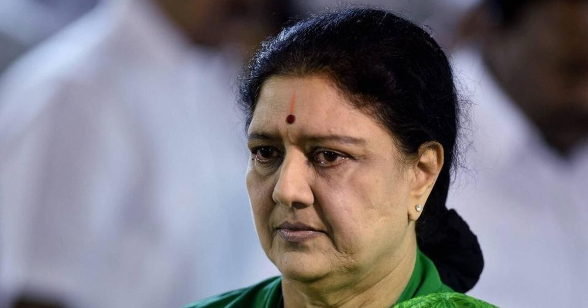 'Even singles can celebrate': Twitter declares Sasikala verdict a Valentine's Day gift to Tamil Nadu