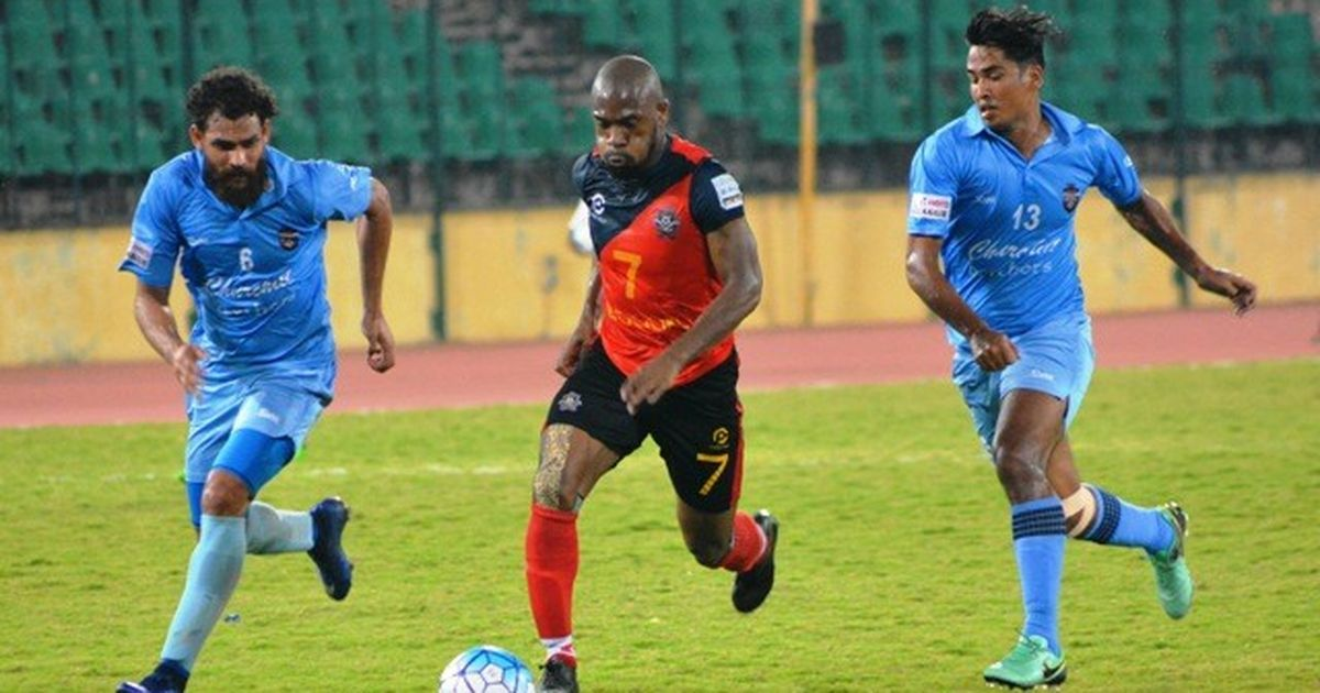 I-League: Chennai City, Churchill Brothers play out hard-fought 1-1 draw