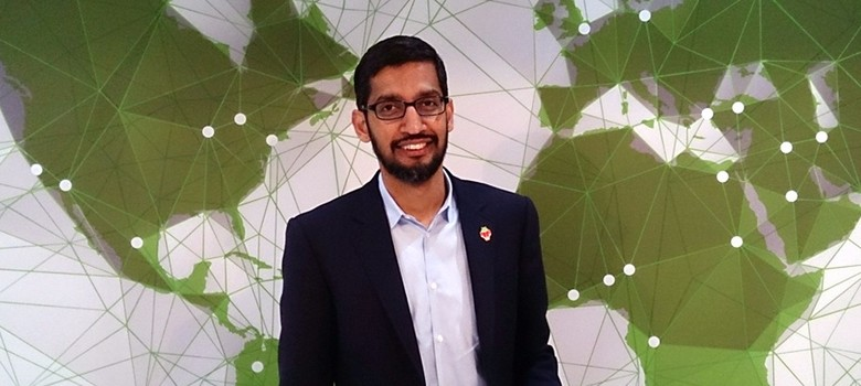 A 7-year-old girl wrote to Google asking for a job and received a reply from Sundar Pichai himself