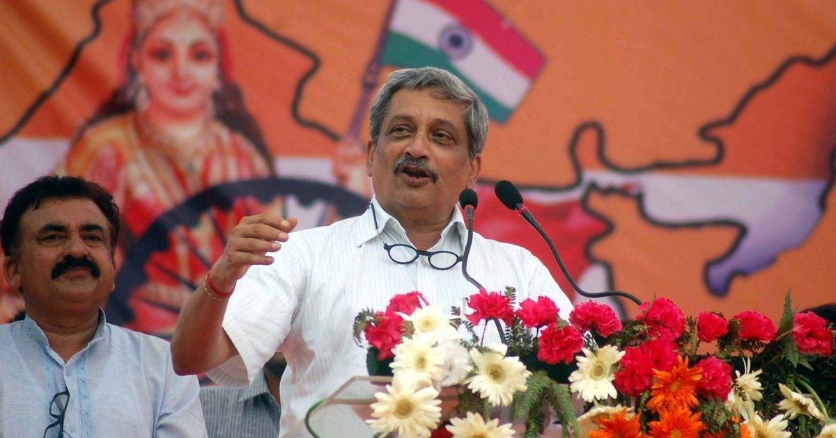 Goa polls: Election Commission says Manohar Parrikar's bribery remarks violated norms