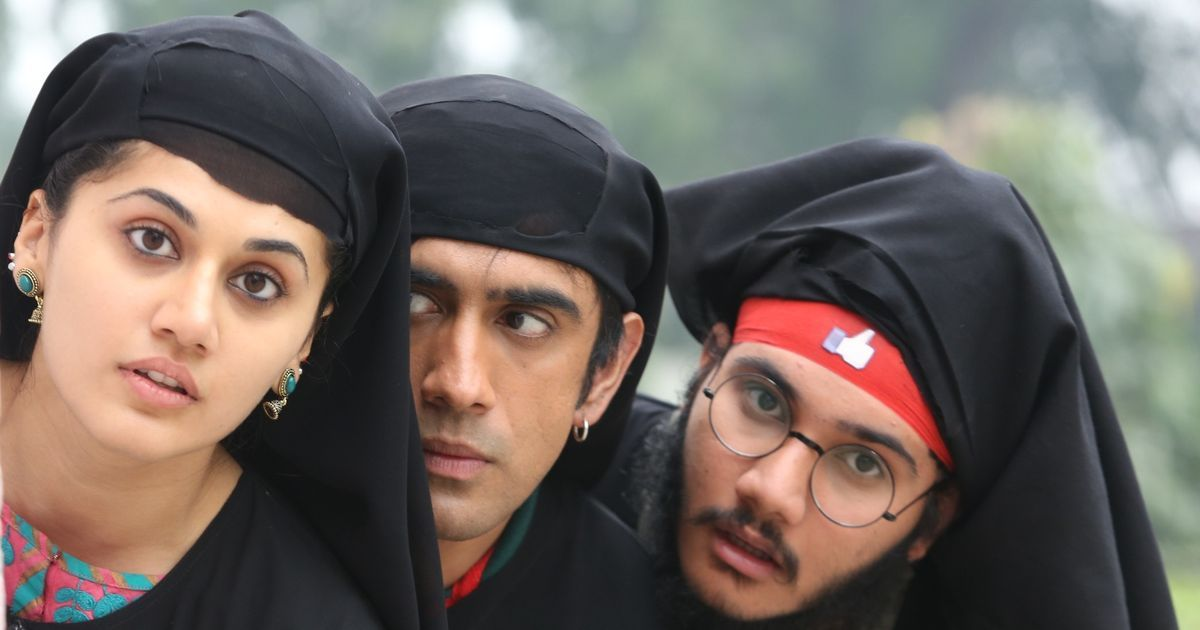 Film review: 'Running Shaadi' sprints in different directions and ends up nowhere