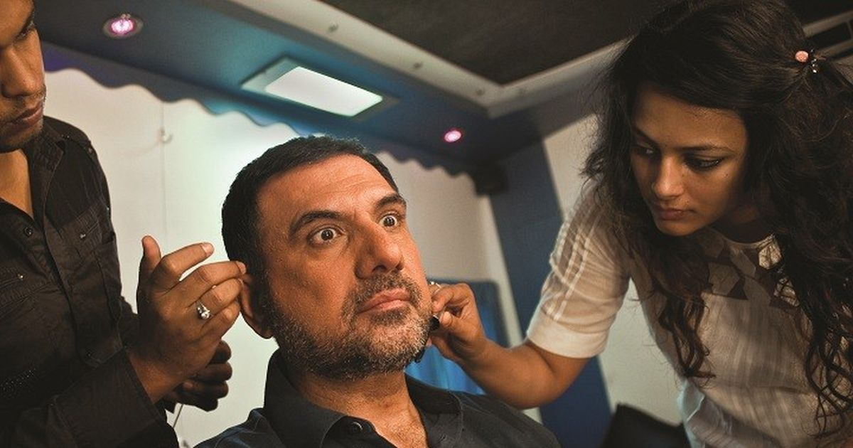 'Bollywood masala is the feast of the nation': An American photographer reports from the sets