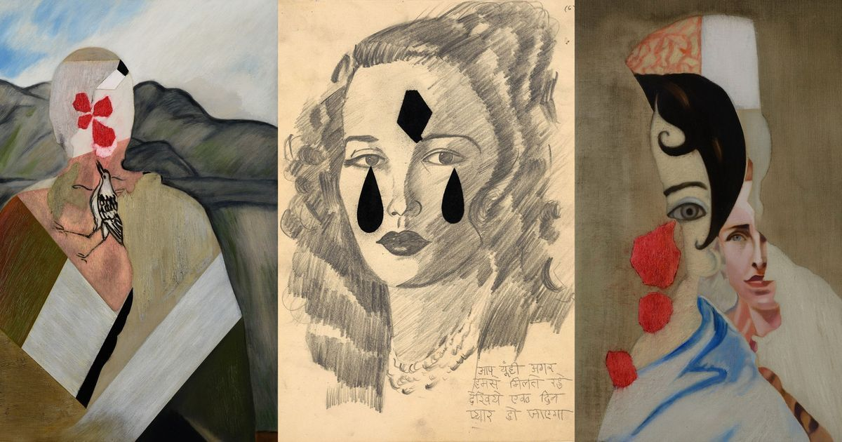 Women, history and art masters: Artist Atul Dodiya weaves his fascinations into one show