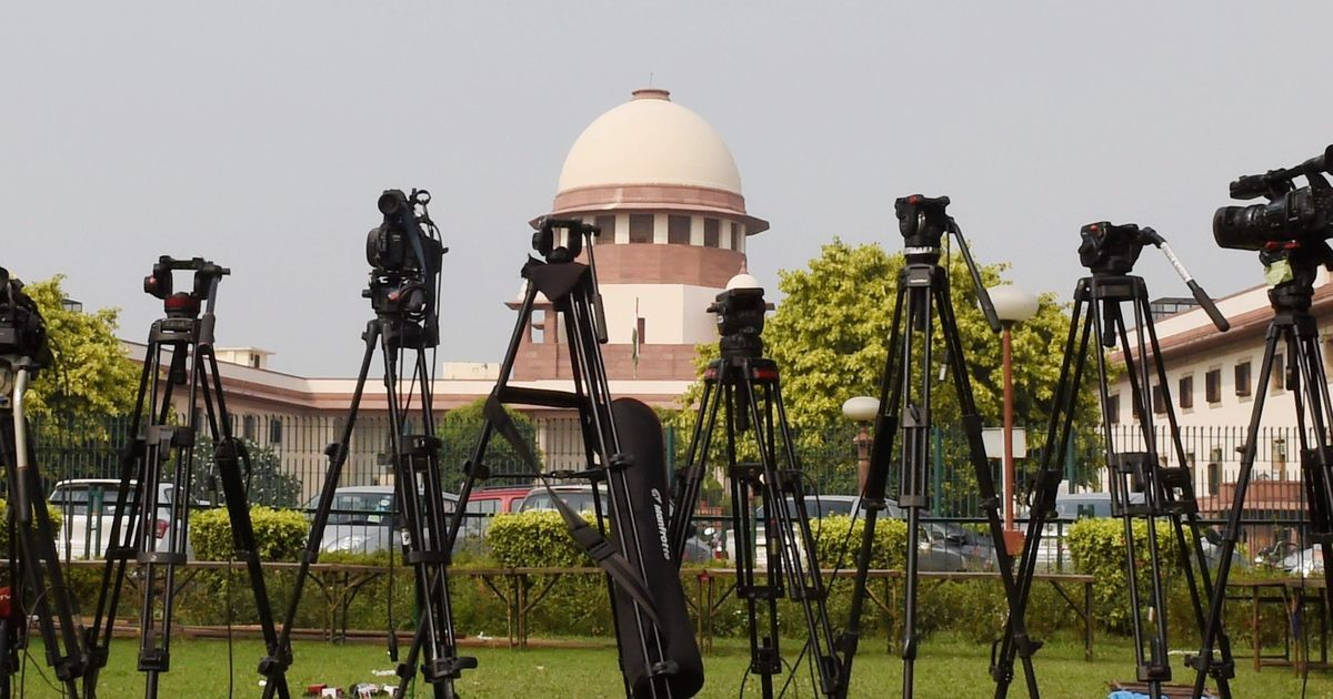 Supreme Court: Five new judges take oath, total strength at 28