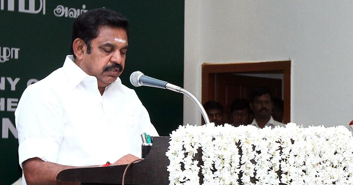 The big news: DMK to oppose Tamil Nadu CM Palaniswami in trust vote, and nine other top stories