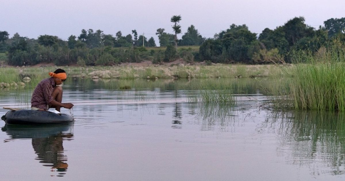 Where is the data to support the government's rationale for linking the Ken and Betwa rivers?