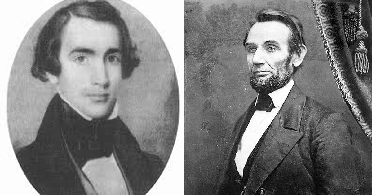 Did Abraham Lincoln's bromance alter the course of American history?