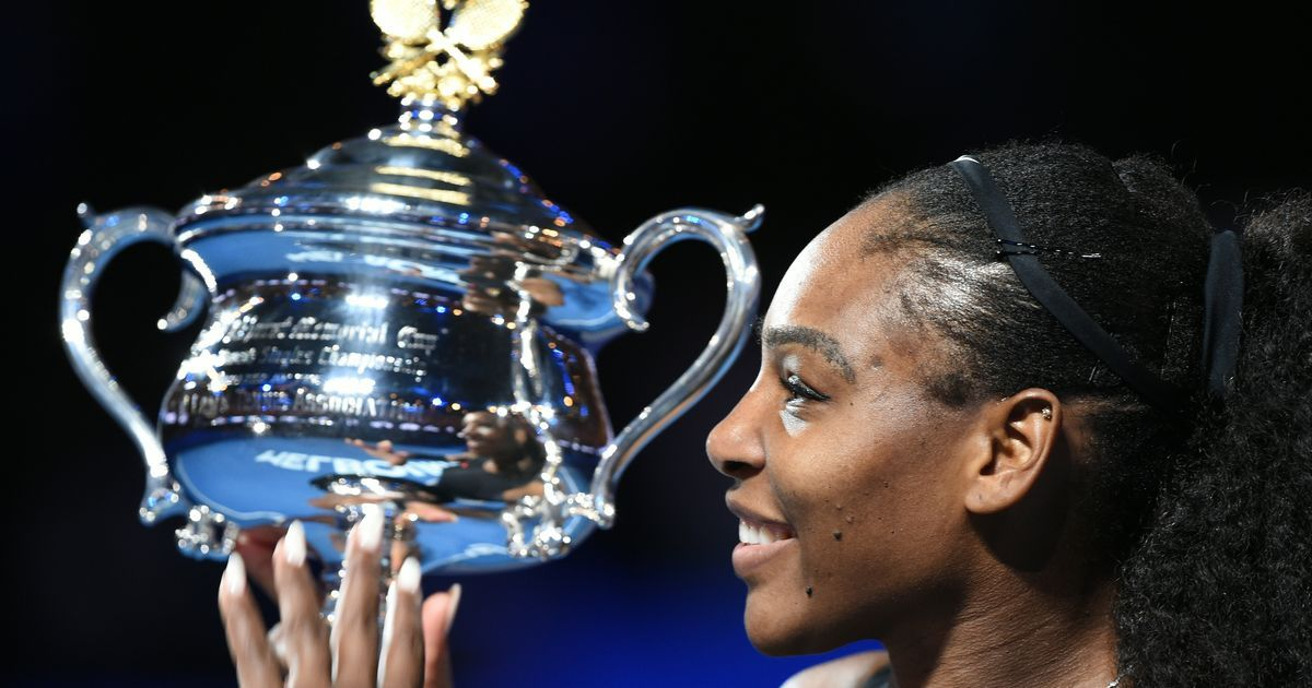 Serena Williams is the world's best player. She is also setting a contradictory precedent