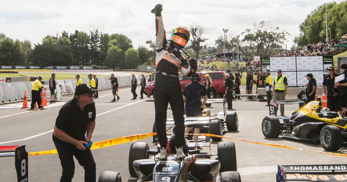 Meet Jehan Daruvala, the 18-year-old who became the first Indian to win a Grand Prix in motorsport
