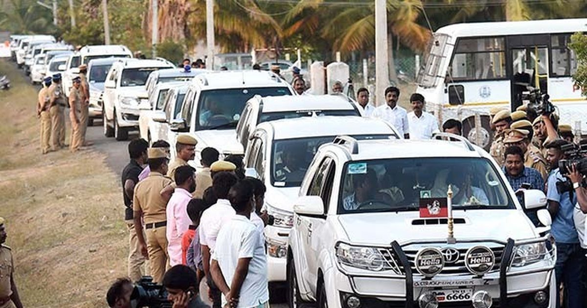 Political crises in Tamil Nadu, three other states expose the shortcomings of the anti-defection law