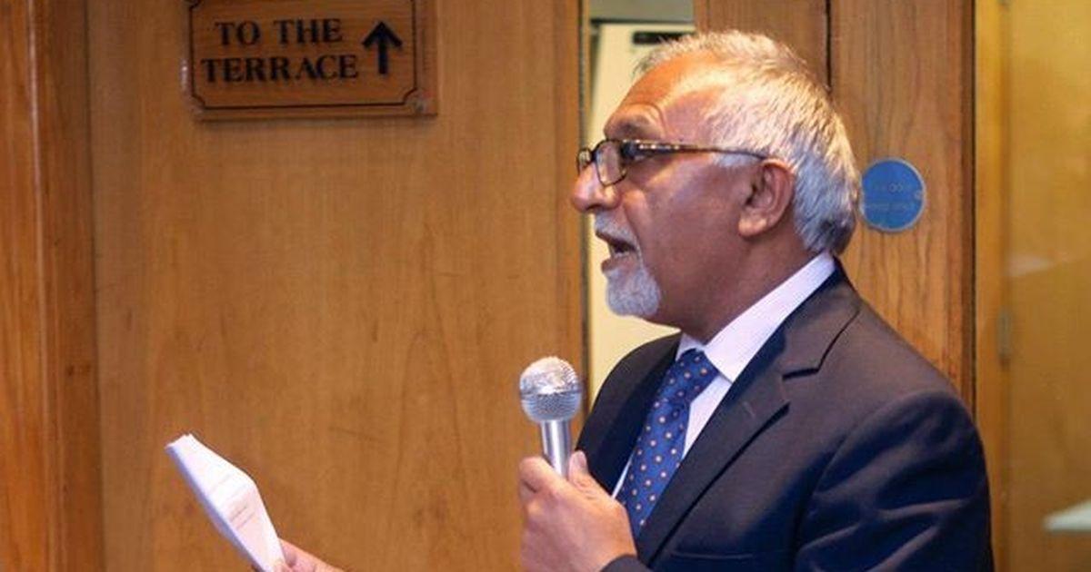 British-Pakistani parliamentarian Amjad Bashir says he was singled out in Indian visa denial