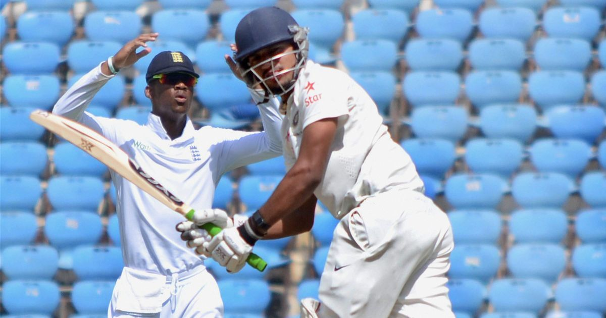 Cricket: Ton-up Saurabh Singh hands India colts the advantage in 2nd youth Test against England U-19