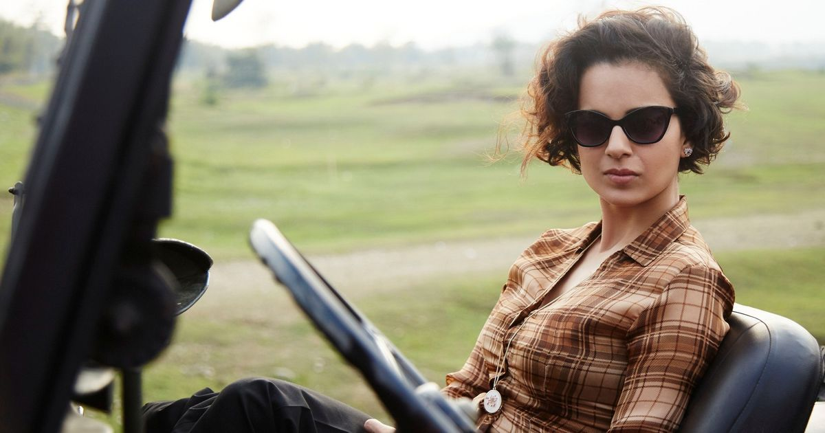 Film review: Bloody hell! 'Rangoon' is all over the place