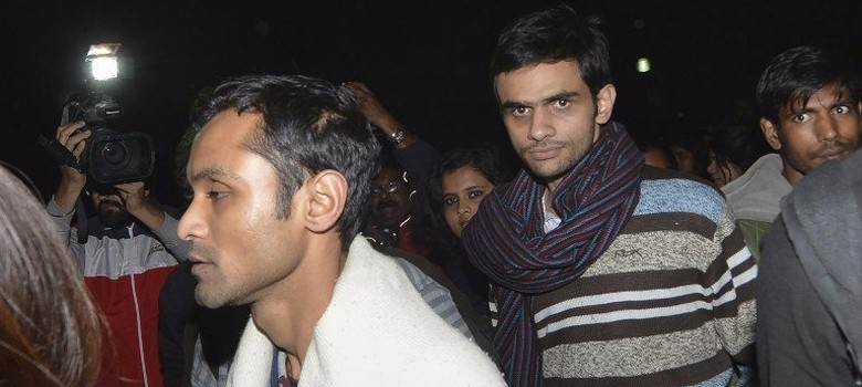 Readers' comments: Umar Khalid and his friends are actually waging an intellectual war against India