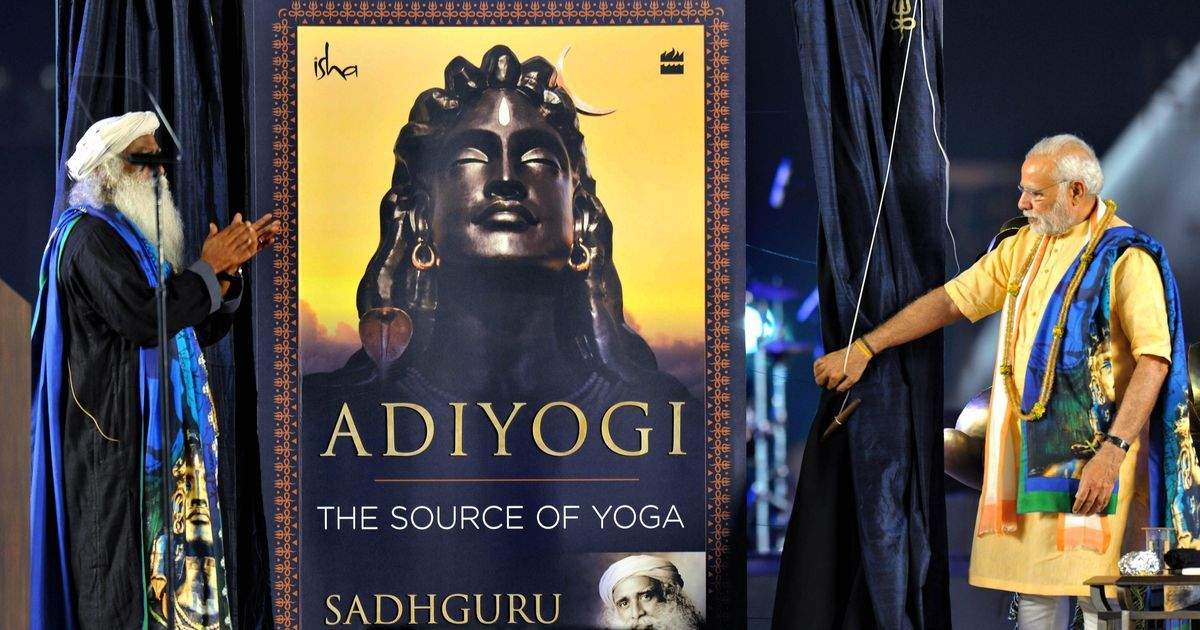 Coimbatore: Nearly 500 held for protesting Narendra Modi's unveiling of Isha Foundation statue
