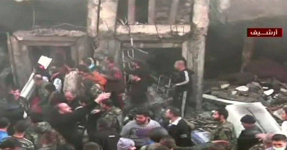 Syria: At least 42 killed in twin suicide bomb attacks in Homs