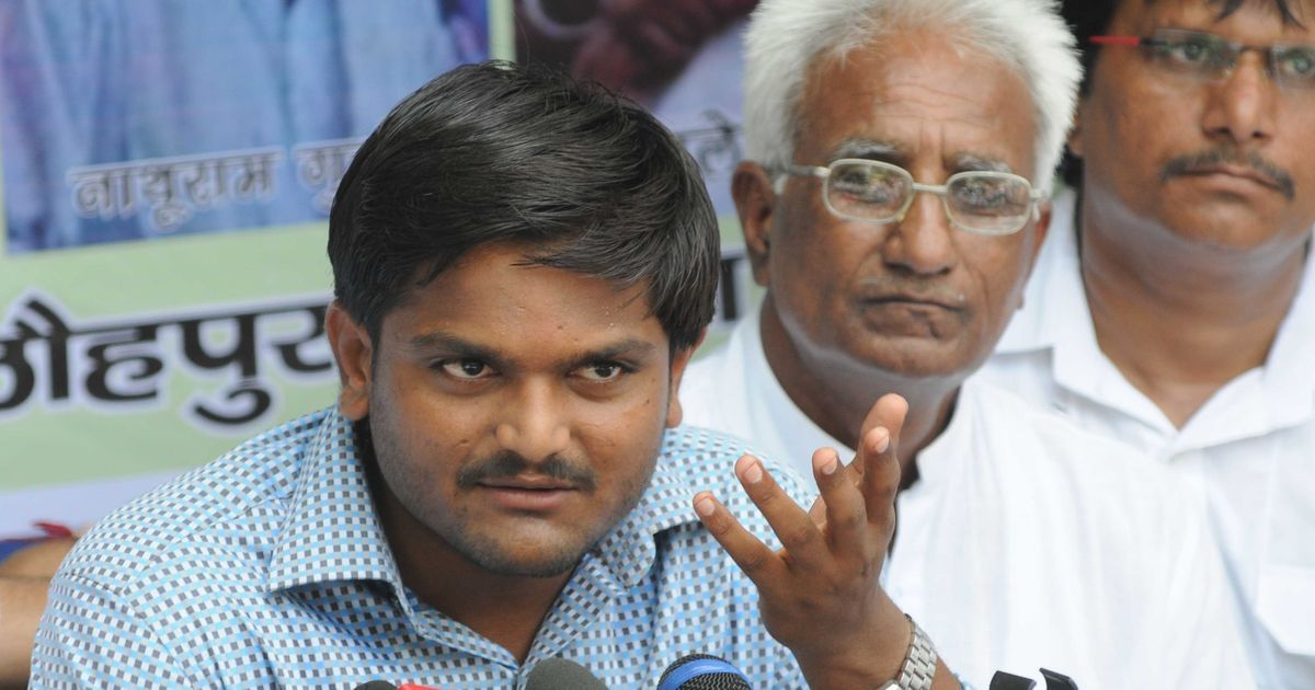 Patidar agitation: In first rally since 2015, Hardik Patel asks supporters to continue quota fight