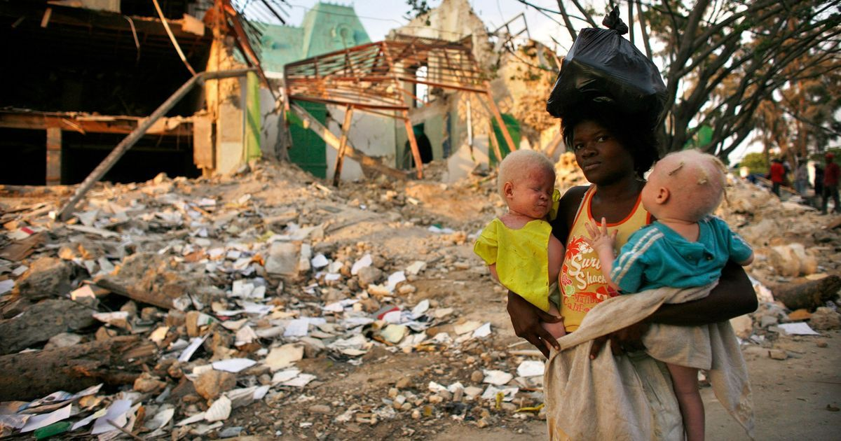 Unlikely victims of Trump's stance on refugees: Haitian refugees trapped in Mexico