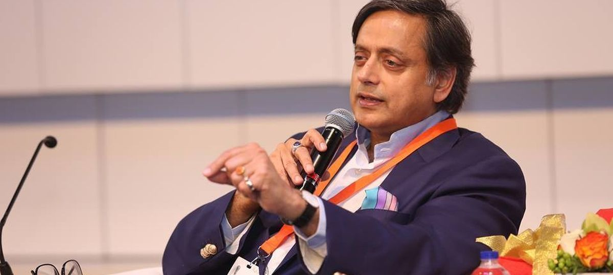 Don't join those pouring cold water on Gurmehar Kaur's hopes, Shashi Tharoor tells Sehwag
