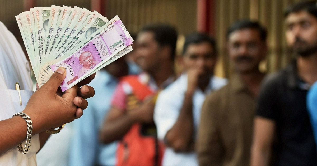 The plot thickens: Indian government's data bank suggests demonetisation had no effect on GDP